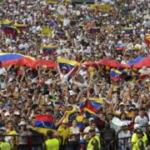 Rival concerts staged at Venezuela border