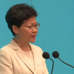 Hong Kong chief sorry for extradition bill row