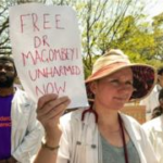 Zimbabwe doctors protest at unionists abduction