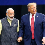 Trump praises Modi at 'historic' Texas rally