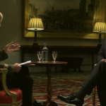 Prince Andrew bulldozed his way into interview