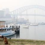 Bushfire smoke shrouds Sydney and Adelaide