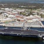Three dead in US naval base classroom shooting