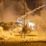 Dozens wounded in Beirut protest clashes