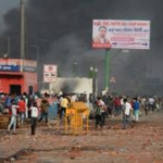 Three killed in Delhi protest before Trump visit
