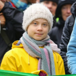 World is on fire, Greta warns climate strike